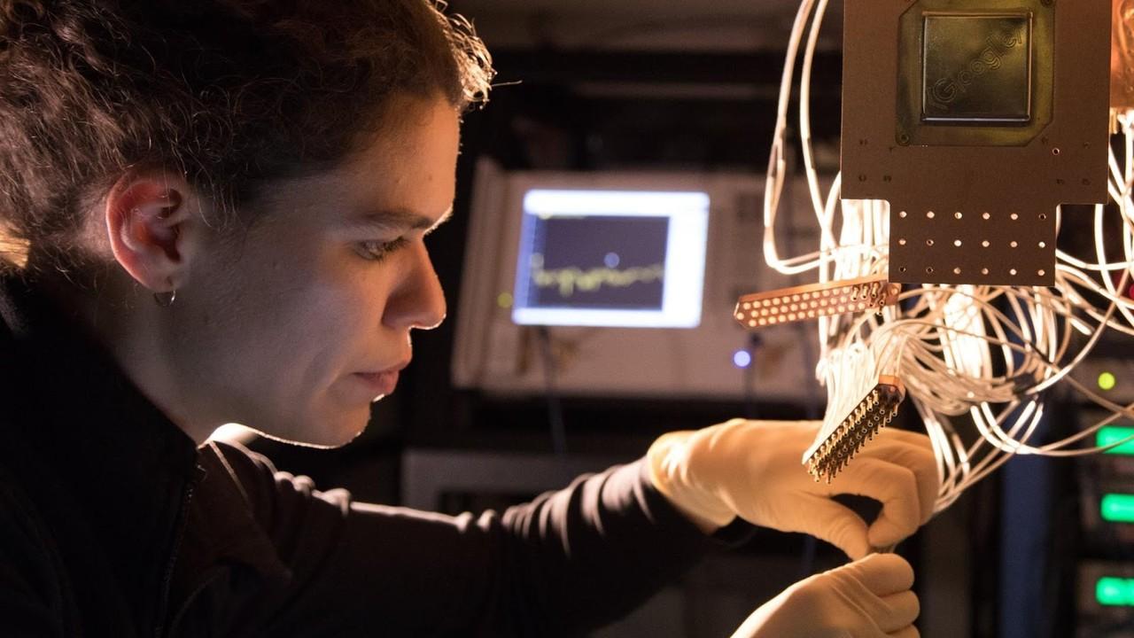Quantencomputer: Der erste 72-Qubit-Chip kommt von Google