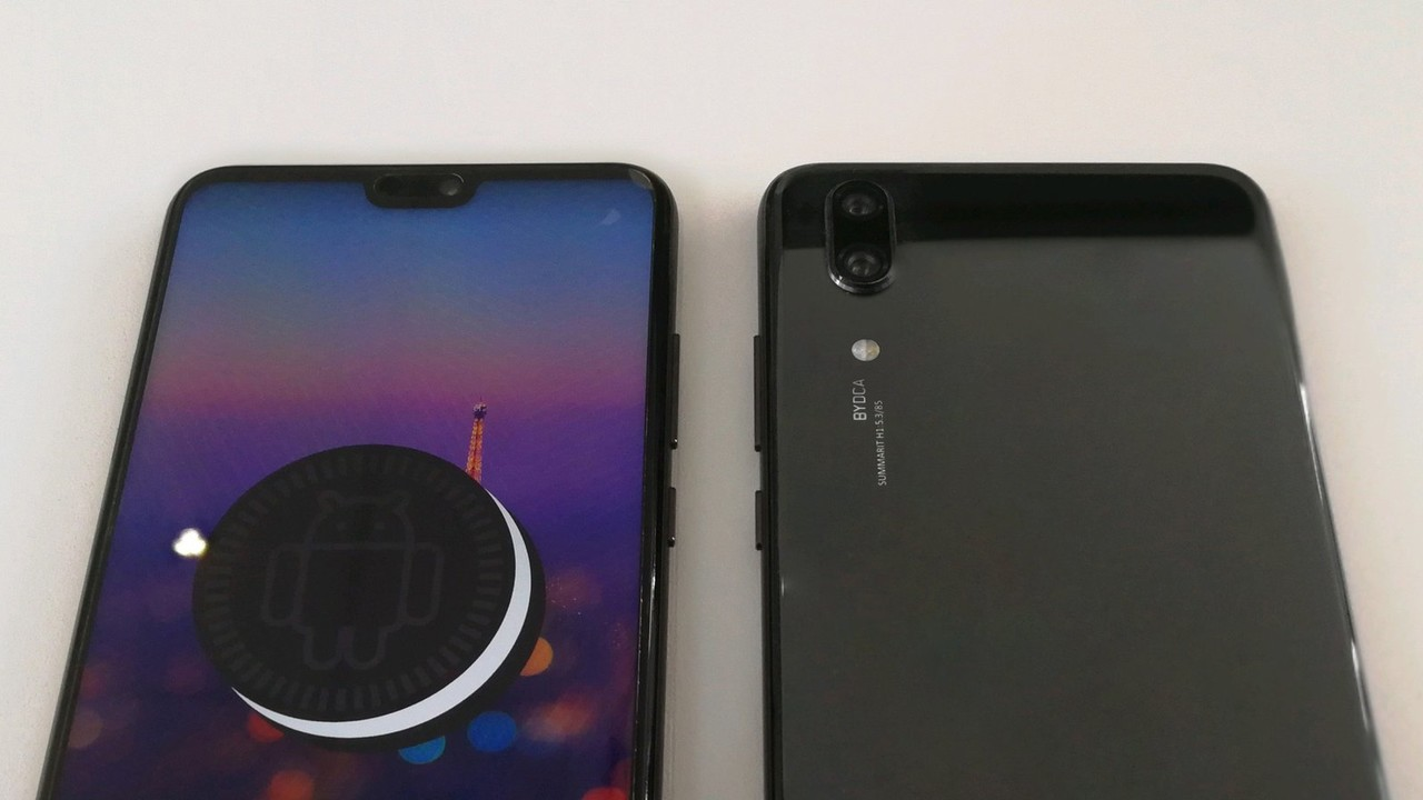 Huawei P20 (Pro) und P20 Lite: Bildmaterial und technische Daten durchgesickert