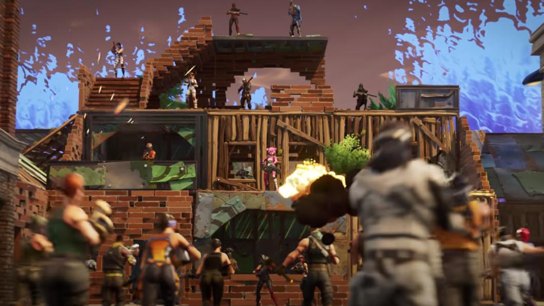Fortnite Battle Royale: Zeitlich begrenzter Modus mit fünf 20er‑Teams