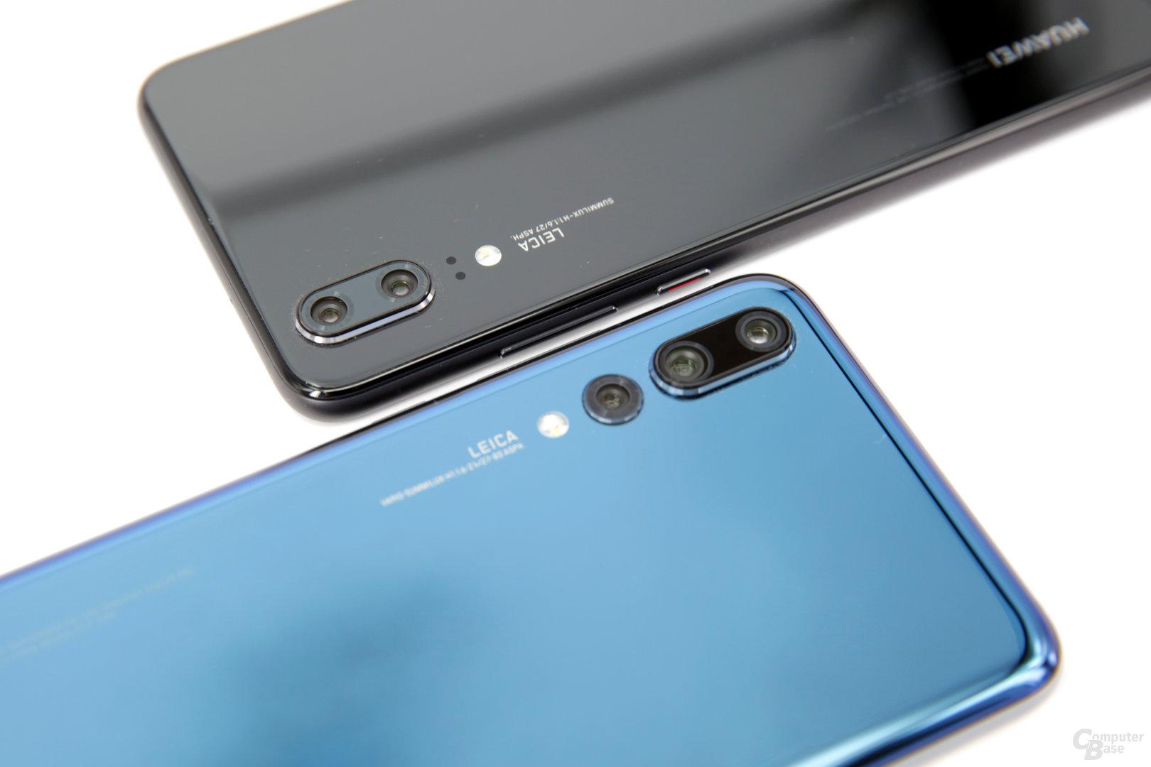 Huawei P20 über Huawei P20 Pro