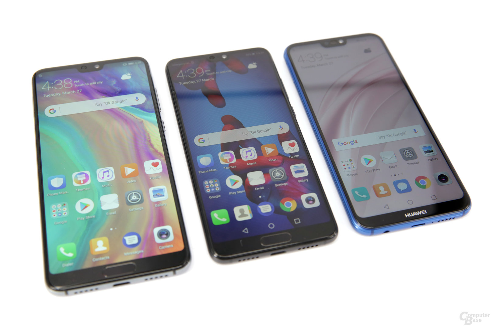 Huawei P20 Pro, Huawei P20, Huawei P20 Lite
