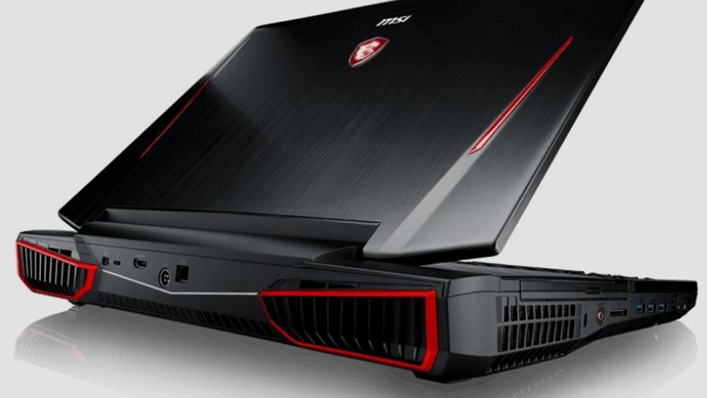 MSI GT83VR Titan 2018: Erstes Notebook mit Intels 6-Kern-CPU Core i7-8850H
