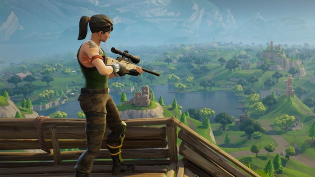 Fortnite Battle Royale: Inklusive Cross Play bald auf iOS und Android