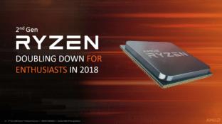 AMD Ryzen 2000 (Pinnacle Ridge)