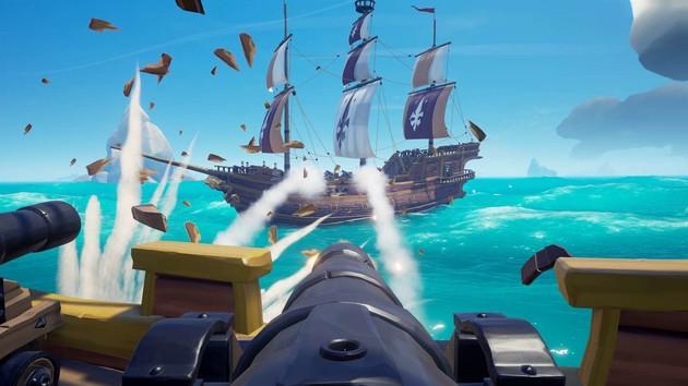 Sea of Thieves: Offene Beta gestartet