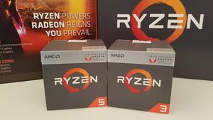 AMD: Raven Ridge läuft nicht unter Windows 7