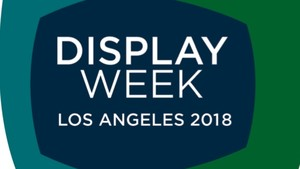 Display Week 2018: 18-Megapixel-OLED-Display für VR angekündigt