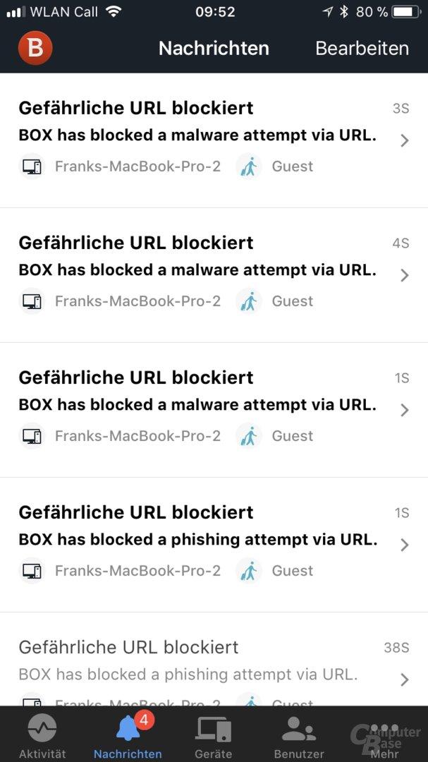 Bitdefender Box – Erfolgreicher Phishing-Schutz