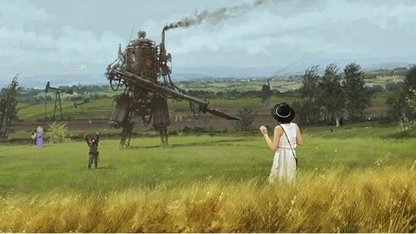 Iron Harvest auf Kickstarter