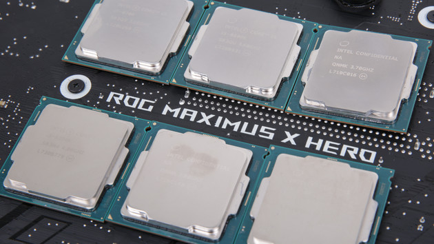 Coffee Lake: Dual- und Quad-Core-CPUs mit neuem U0-Stepping
