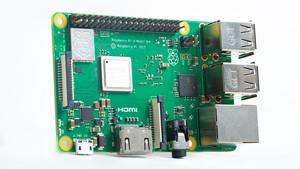 Raspberry Pi 3B+: Mehr Takt und die dreifache Bandbreite über (W)LAN