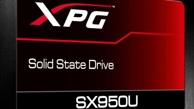 Adata SX950U: Neue SATA-SSD bietet weniger als die SX950