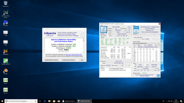 Windows 10 1709: Microcode-Update für Skylake, Kaby Lake und Coffee Lake