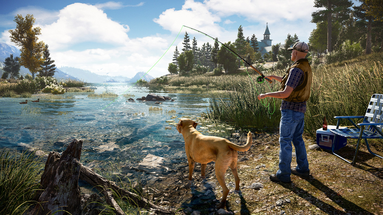 Aktion: Far Cry 5 kostenlos beim Kauf bestimmter LG-Monitore