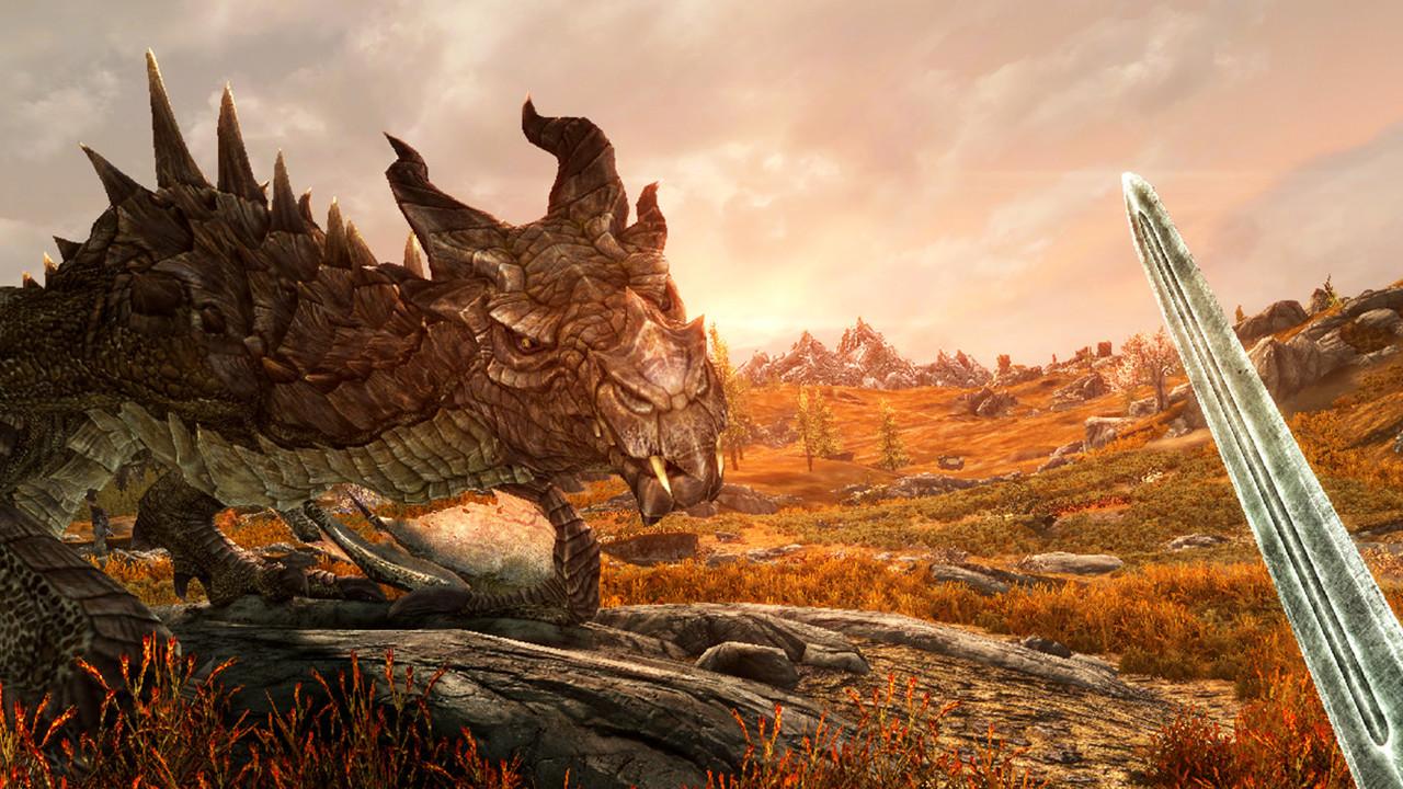 Skyrim: VR-Version kommt nun auch für den PC auf Steam