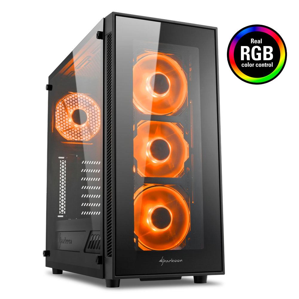 Sharkoon TG5 RGB