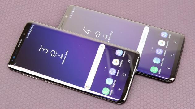 Jetzt verfügbar: Samsung Galaxy S9 und S9+ erreichen heute den Handel