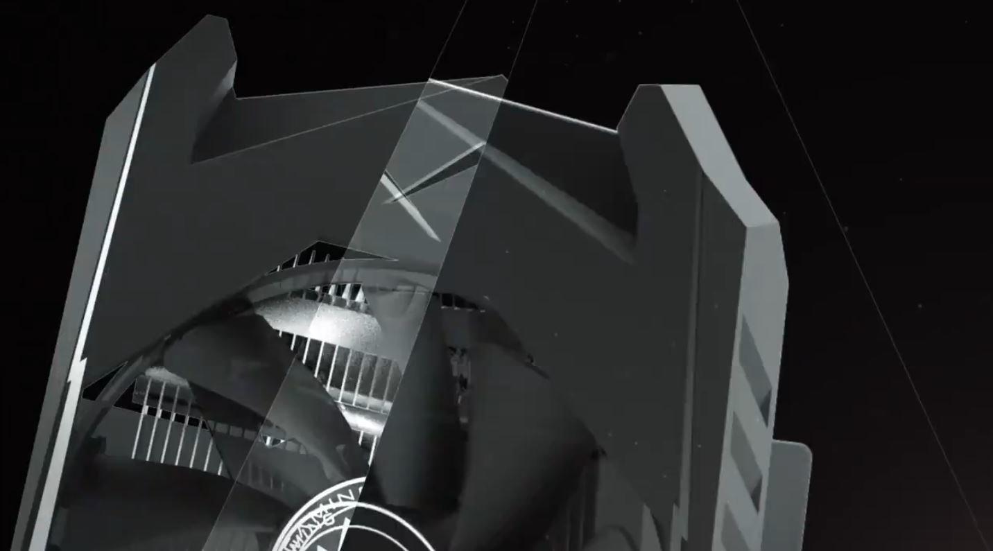 Erste Bilder einer ASRock-Grafikkarte der Serie Phantom Gaming