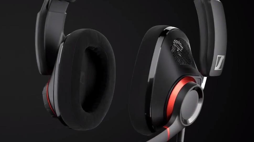 Sennheiser GSP 500: Offenes Spieler-Headset für coole Gaming-Sessions