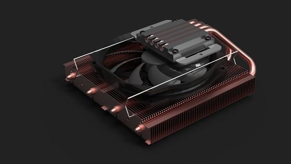 DAN HSLP-48: Kühlerprojekt eingestellt, Idee an Hersteller vererbt