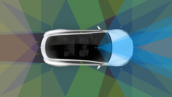 Autonomes Fahren: Tesla-Fahrer loben neues Autopilot-Update 2018.10.4