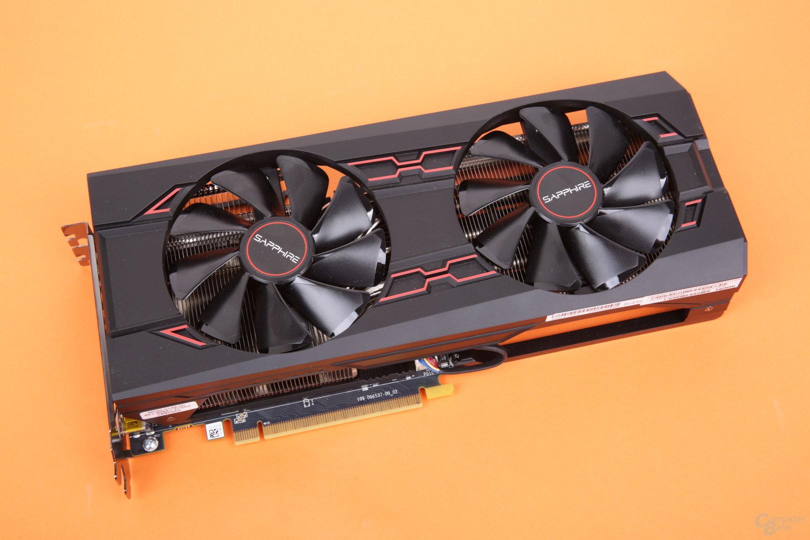 Die Sapphire Radeon RX Vega 56 Pulse