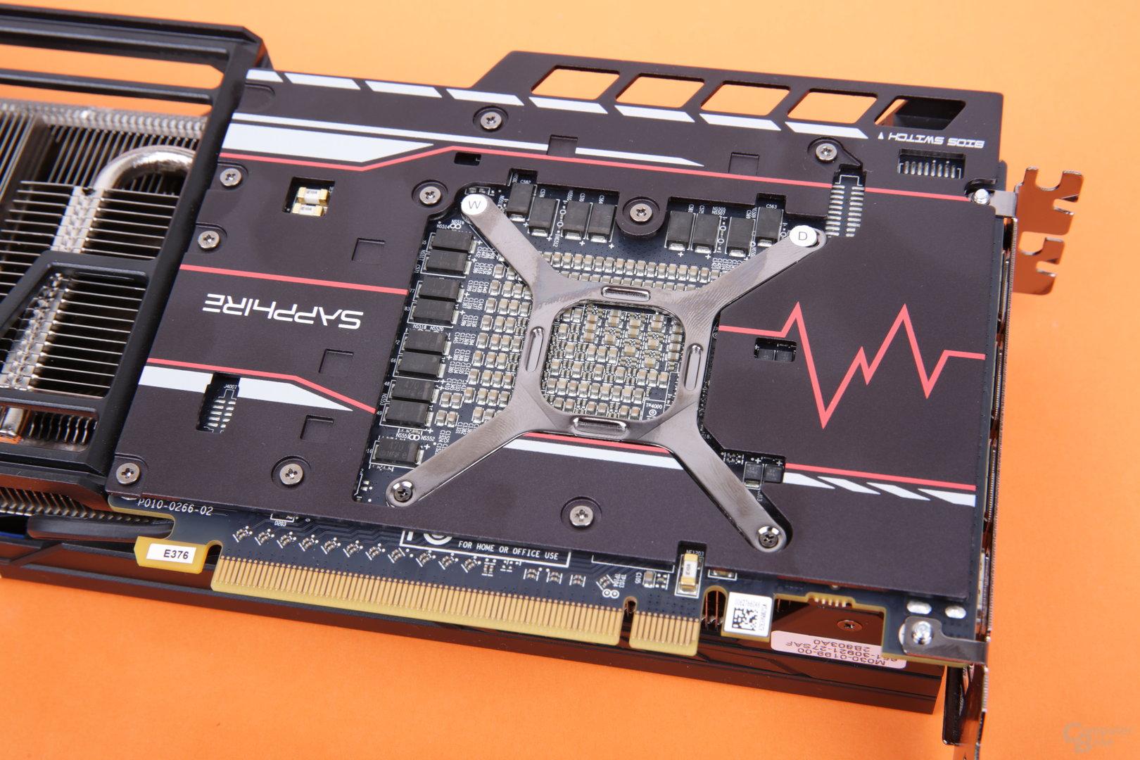 Sapphire Radeon RX Vega 56 Pulse im Test - ComputerBase