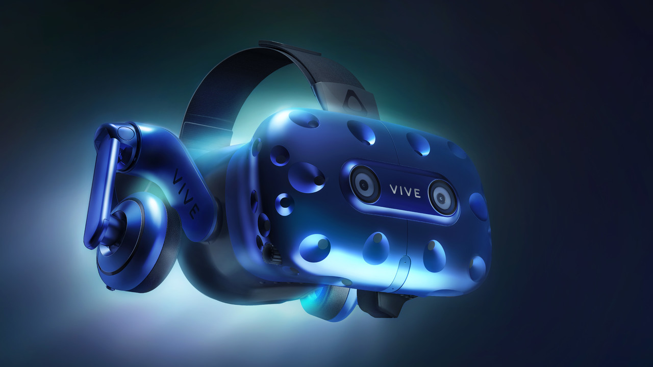 HTC: Nackte Vive Pro für 879 Euro, mit Zubehör für 1.178 Euro