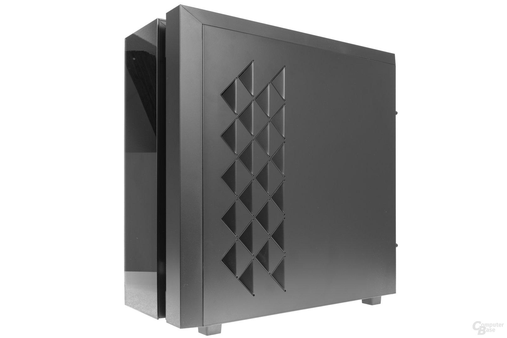 Deepcool New Ark 90 – Rechte Seitenansicht
