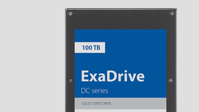 ExaDrive DC100: Die erste 100-TB-SSD kommt von Nimbus Data