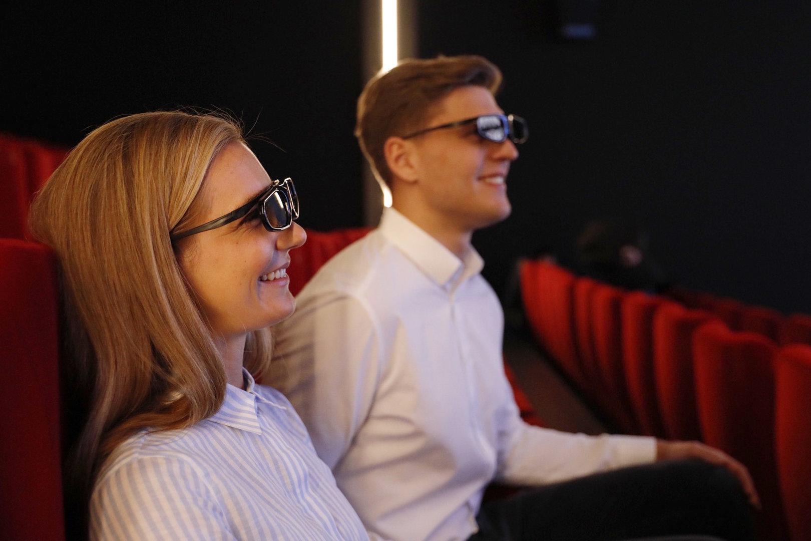 3D-Brillen für Samsung Cinema LED