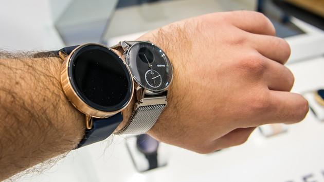 Prognose: Smartwatch-Markt soll sich bis 2022 verdoppeln