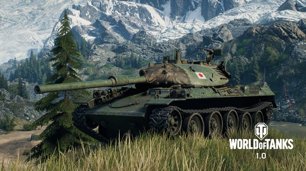 World of Tanks: Update 1.0 – Screenshots