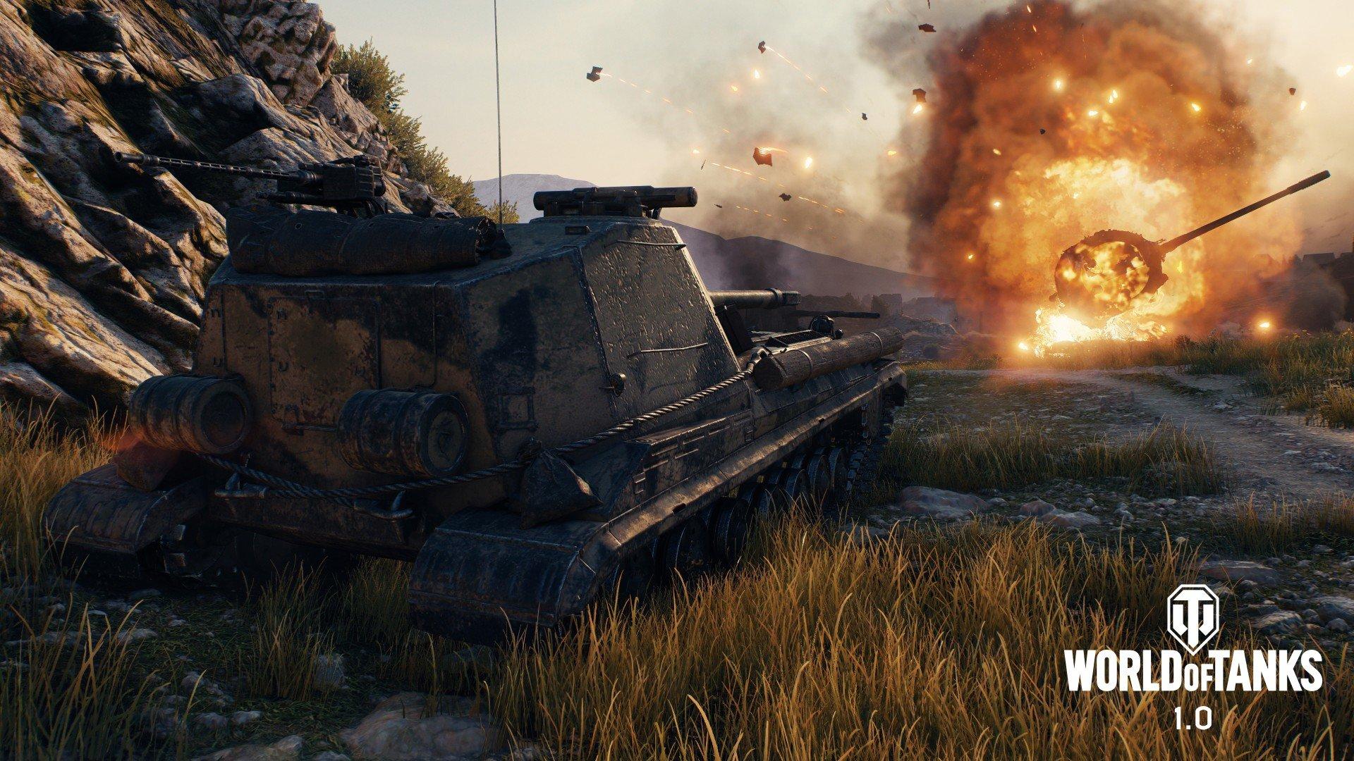 World of Tanks: Update 1.0 – Screenshots