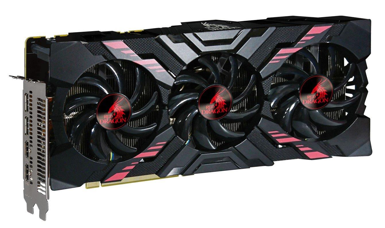 PowerColor Radeon RX Vega 56 Red Dragon