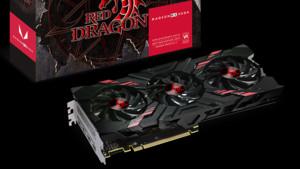 PowerColor Radeon: RX Vega 56 Red Dragon stellt sich gegen Sapphires Pulse