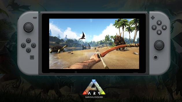 ARK: Survival Evolved: Ab Herbst wird auch die Nintendo Switch bedient