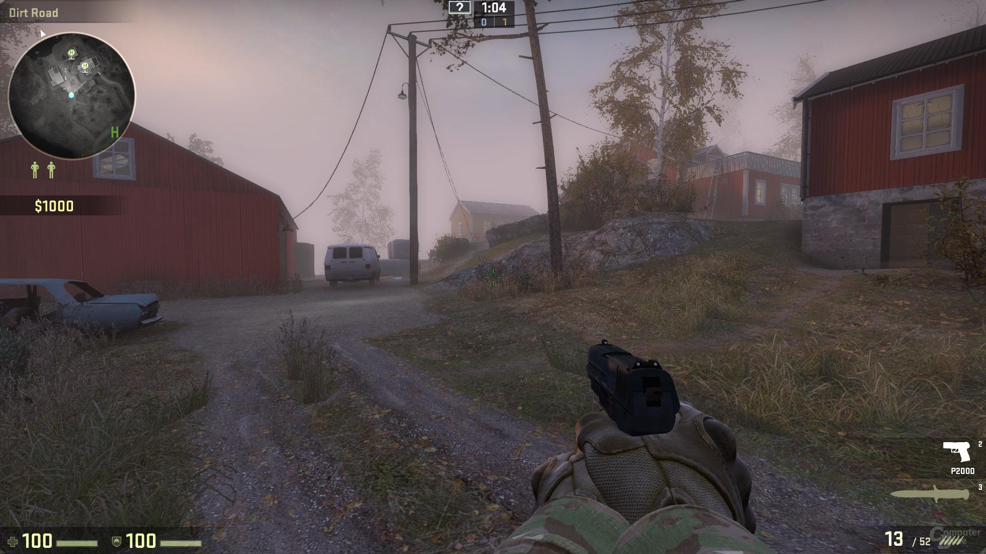 Counter-Strike GO - Full HD für Low-End-Grafikkarten und APUs
