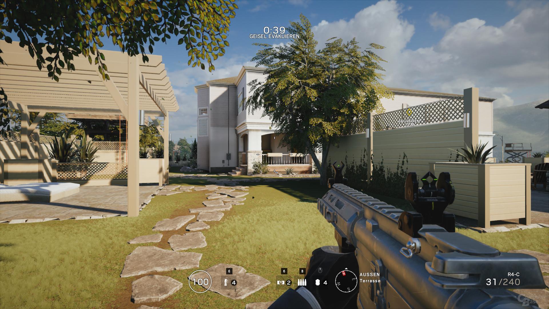 Rainbow Six Siege - Full HD für Low-End-Grafikkarten und APUs