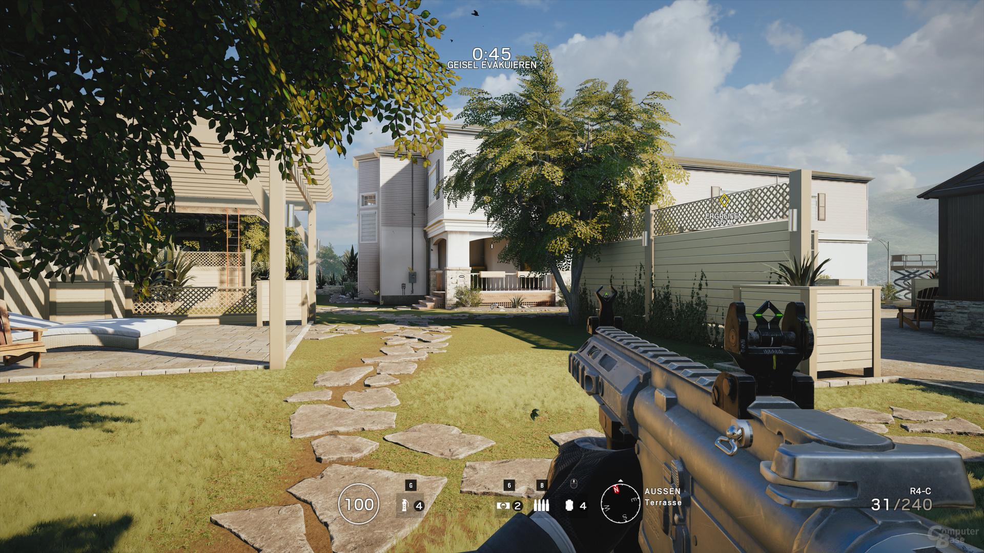 Rainbow Six Siege - Ultra HD + maximale Qualität
