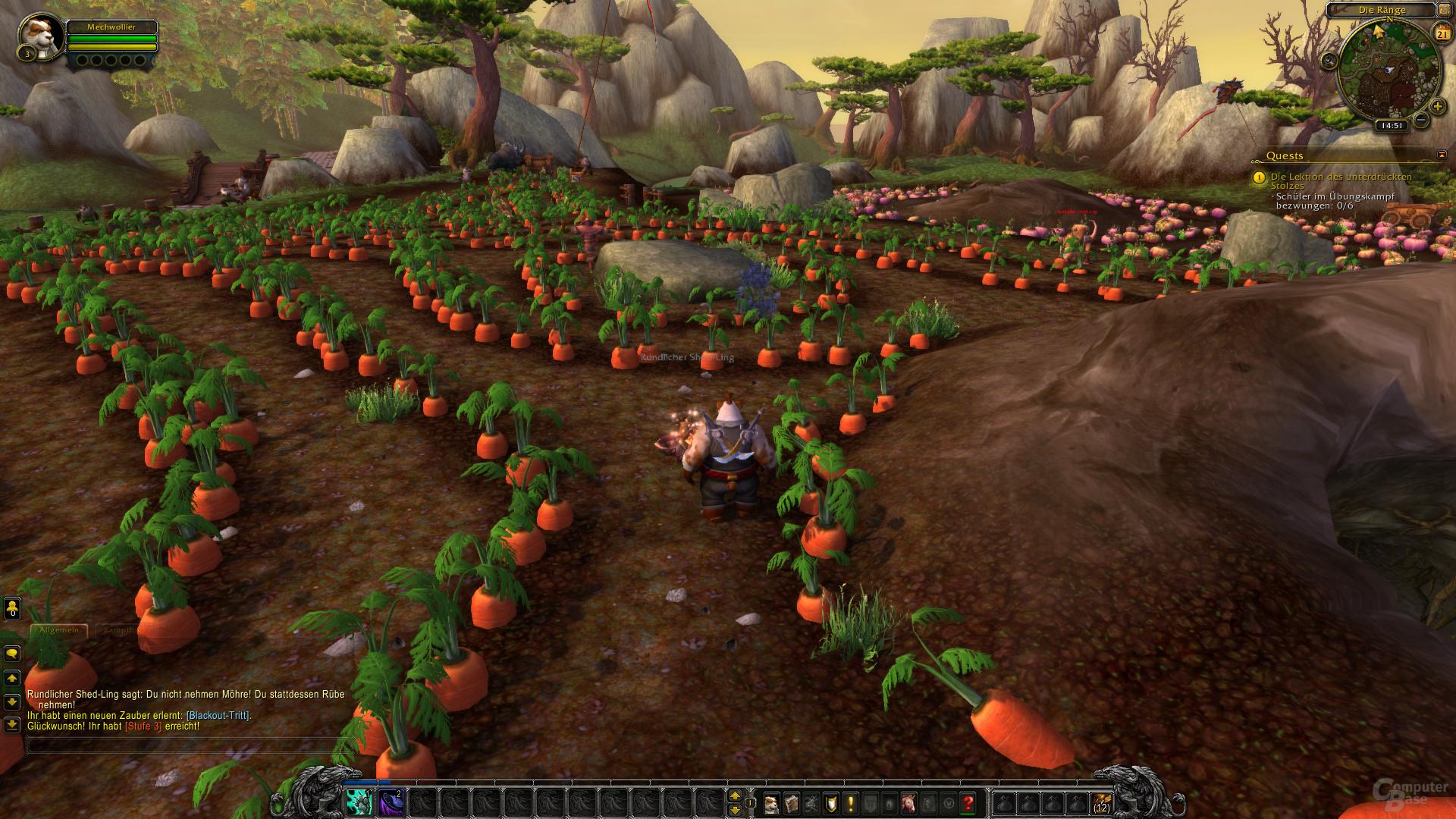 World of Warcraft - Full HD für Low-End-Grafikkarten und APUs