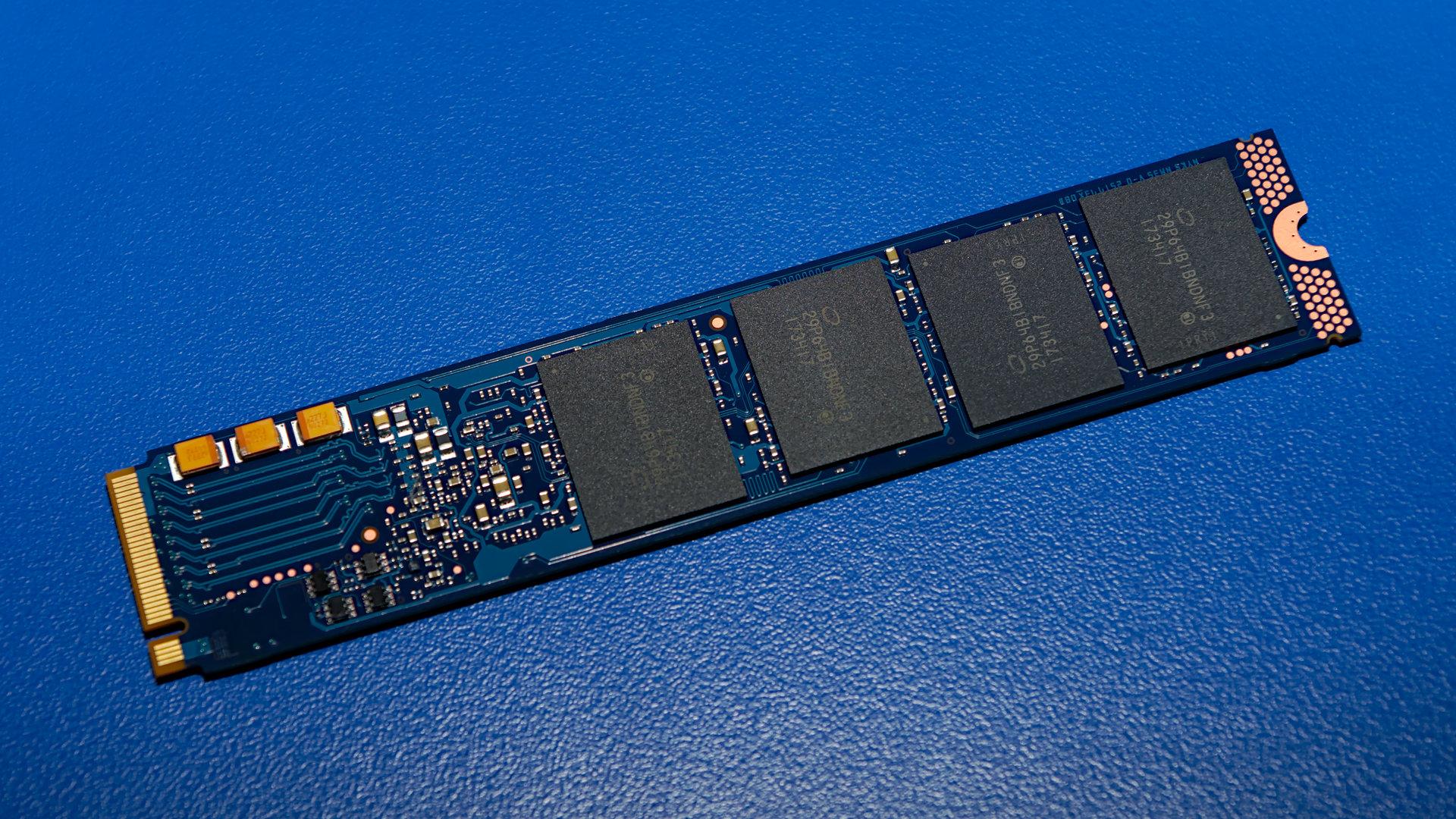 Intel Optane SSD DC P4801X