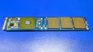 Intel Optane SSD DC P4801X: Geschrumpfter Controller für 3D XPoint auf M.2 im Server