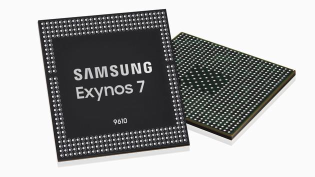 Exynos 9610: Samsungs neues Octa-Core-SoC mit 480-FPS-Zeitlupe
