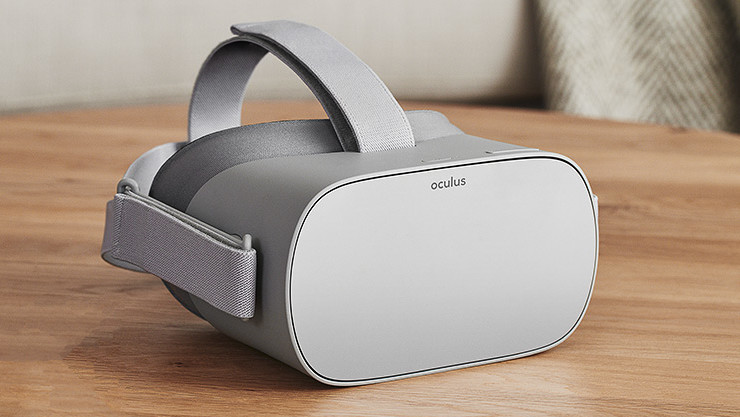 Foveated Rendering: Oculus Go schafft 72FPS dank variabler Auflösung