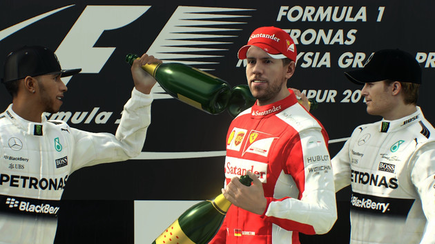 Aktion: F1 2015 kostenlos bei Humble Bundle