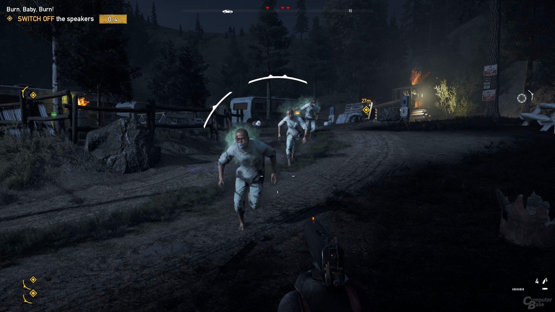 Manche Kultisten sind nur Drogen-Zombies