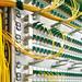 Zukunft des Netzwerks: Netzwerkkarten mit PCIe 4.0 und optische 400-Gbps-Kabel