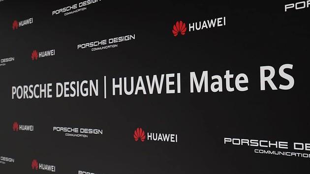Huawei Mate RS: Luxus-Smartphone mit 512GB von Porsche Design
