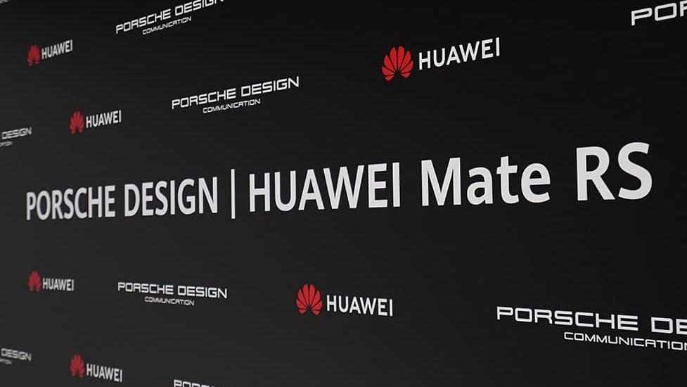 huawei mate rs luxus smartphone mit 512 gb von porsche. Black Bedroom Furniture Sets. Home Design Ideas